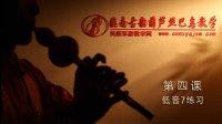 04 滇南古韵葫芦丝教学视频 巴乌初级名费指法入门教学 《低音7 练习》英杰老师讲解
