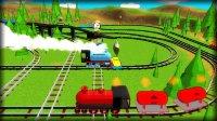 小火车捡星星 第02期 托马斯和他的朋友们亲子游戏托马斯玩具火车视频小火车视频模型小火车玩具视频