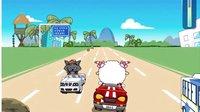 喜羊羊和灰太狼系列游戏之美羊羊卡丁车小主公解说