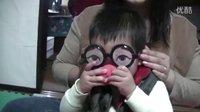日本亲子游戏 过家家游戏 面具游戏