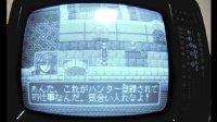【模玩】阿婆主带你怀旧 黑白电视 显像管 5.5寸 显示器 游戏  评测 收藏 古董