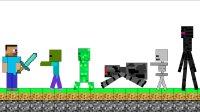 我的世界MC动画《Minecraft》预告首发