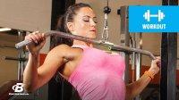 Erin Stern - 四周精英健身|强壮背肌训练