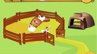 粉红猪小妹系列游戏之粉红小猪农场喂食小主公解说