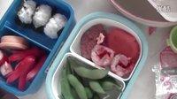 日本食玩 制作爱心盒饭的