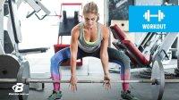 实力美女Alex Silver-Fagan - 超级腿部训练练就飞毛腿
