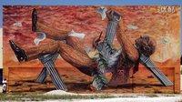 【骚年星球】最棒的3D街头艺术