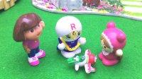 面包超人 红精灵和朵拉一起玩飞机 新版健达奇趣蛋玩具视频 积木拼装 花园宝宝 变形警车珀利poli 彩虹小马 赛罗奥特曼 食玩系列