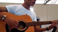 (阳光点的歌)吴业坤 吉他弹唱