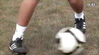 少年必看【世界杯少年足球教学】内外脚背拨球01