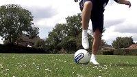 少年必看【世界杯少年足球教学】穿裆教学2