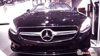奔驰 S550 -- 【2016年纽约车展】——夫比克