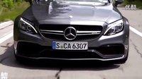 2016 奔驰 Mercedes-AMG C 63 S Cabriolet review——夫比克