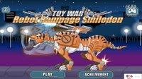 动画片 拼装机械模型 机械恐龙组装机械狂暴剑齿虎