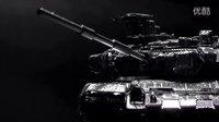 手工打造全金属T90-A坦克