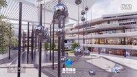 虚拟商城 虚拟商业街 vr 虚幻4 ue4 房地产 虚拟现实 虚拟样板间 远程看房 htc vr眼镜 虚拟商场 虚拟购物