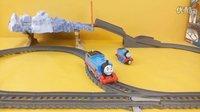 【托马斯和他的朋友们】 托马斯登山轨道 托马斯小火车 轨道大师