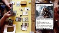 【无声版】惠州万智牌第二届摩登比赛-决赛 Zoeyi (WG Bear) vs LL (Jeskai Nahiri) (Game 1)