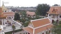走进泰国 缅甸 印度风格的佛殿