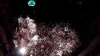 2015.04.17 台湾庙会庆典 城市烟花 美丽天空 (秀影365)