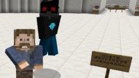 【魔哒小泡】我的世界双人联机EP1 异界之塔斗僵尸 MineCraft