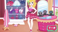 芭比娃娃系列游戏之芭比制作芝士蛋糕小主公解说