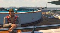 亚当熊 GTA5线上联机EP13熊哥变身浣熊去水友的公司和游艇