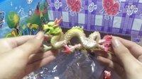 小猪佩奇玩具视频3:玩具总动员过家家 十二生肖小玩具