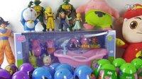 第8期健达奇趣蛋玩具视频 朵拉 小猪佩奇粉红猪小妹 小马宝莉 忍者神龟和哆啦A梦拆蛋