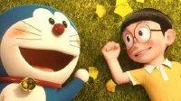 哆啦A梦伴我同行小游戏:哆啦A梦和大雄勇闯巨人岛(一)〖愚兄解说小游戏〗
