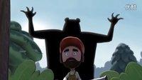 动画卡通短片-我的最好朋友-人与熊