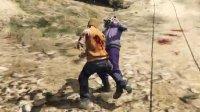 麟飞《GTA5侠盗猎车手5》我和污奇的那些事第十九期