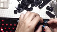 ╀ 帝亿 ╁ 机械键盘换轴视频教程