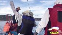 开渔第一天,海钓拉到手发酸
