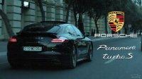 Davidich汽车测试-Porsche Panamera Turbo S保时捷 帕拉梅拉