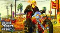亚当熊 GTA5:恶灵骑士VS憎恶&逆闪&无人机