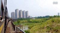 淮南线客车K1379次合肥--杭州I(合肥-三十埠区间)