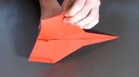 自制玩具-纸飞机-最好的纸飞机 #生活小知识#