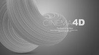 使用C4D+PS制作立体平面海报01【【CINEMA 4D/Photoshop案例教程】