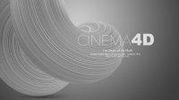 使用C4D+PS制作立体平面海报02【【CINEMA 4D/Photoshop案例教程】