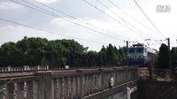 K760次 SS80179 通过沪昆线K145KM庆仲路公铁立交桥