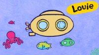 路易,S02E12 画一艘潜水艇给我 中文