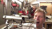 [colinfurze] 造个吊炸天的武器手臂 1.底盘和火箭发射器