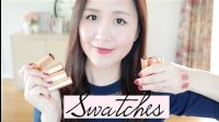 Charlotte Tilbury唇膏試色 Review & Swatches|SweetBarbie