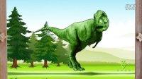 【霸王龙】逐歌乐玩   侏罗纪公园 恐龙世界 恐龙探秘 恐龙世纪 恐龙再现