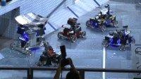 全国大学生机器人大赛:各式机器人齐聚一堂 - 导向新闻