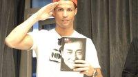当C罗拿到成龙的亲笔签名后!势不可挡登顶称王Cristiano Ronaldo CR7 -PAssionAck