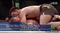 玛雅过防守研究 part 3 Demian Maia Study Part 3 - Finishing Sequences