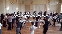2015 THE CAMP 拉丁舞集训-Dirk Heidemann-Latin Lecture