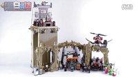 【黑白评测】★乐高LEGO★蝙蝠侠76052蝙蝠洞DC旗舰